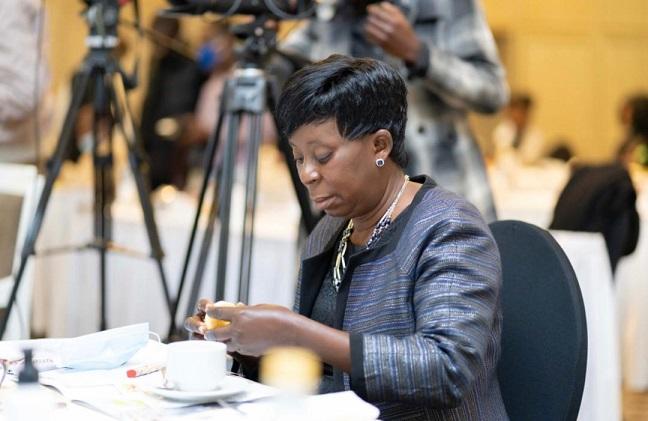 woman excel Zimbabwe Loans