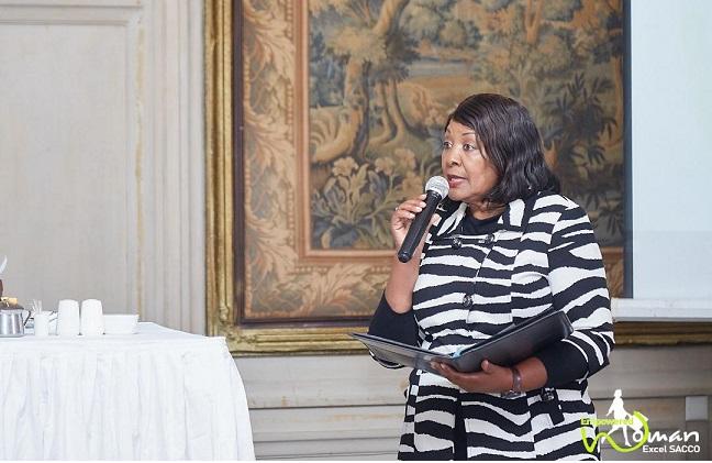 woman excel Zimbabwe